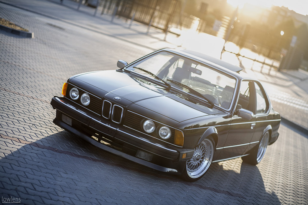 bmw 633 CSi US