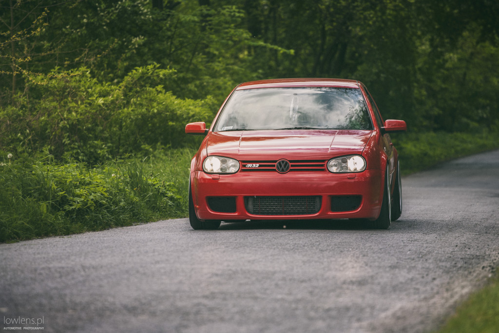 red r32